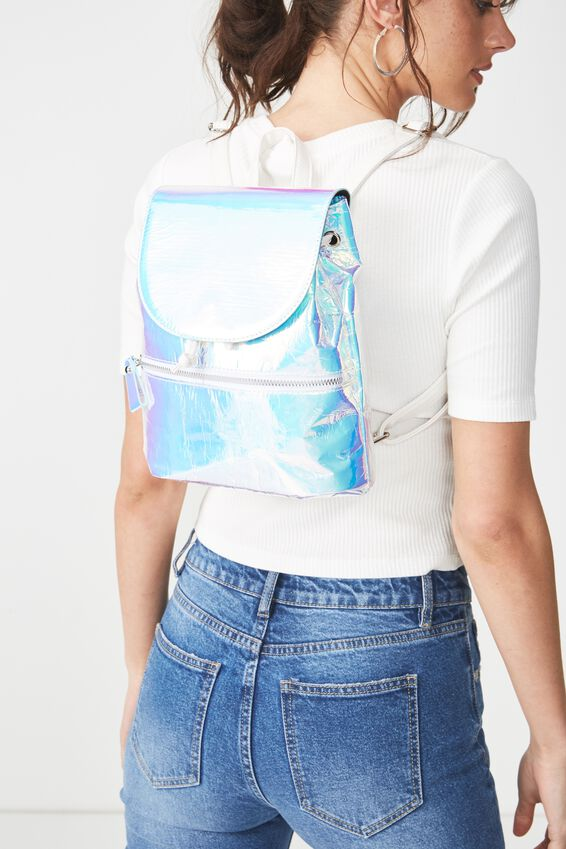 Magical Backpack, IRIDESCENT