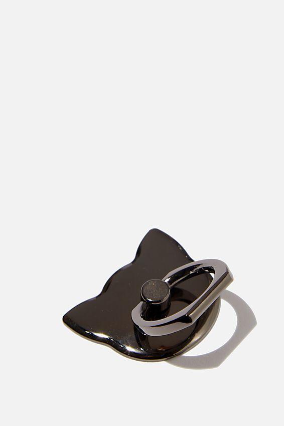 Metal Phone Ring, CAT HEAD
