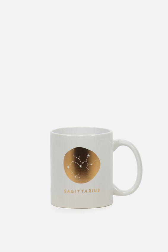 Zodiac Mug, SAGITTARIUS