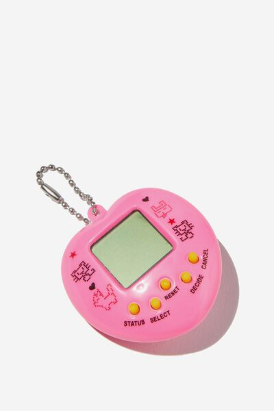 Pocket Pet, PINK