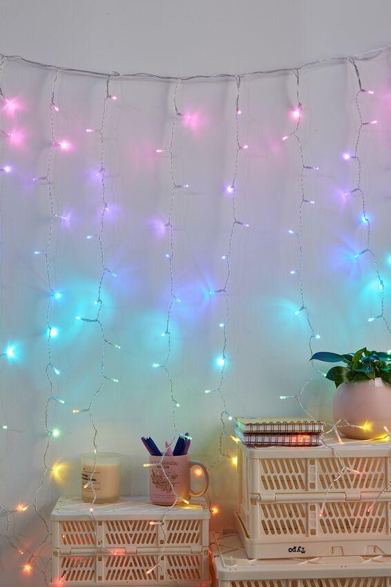 Usb Cascading Lights, RAINBOW