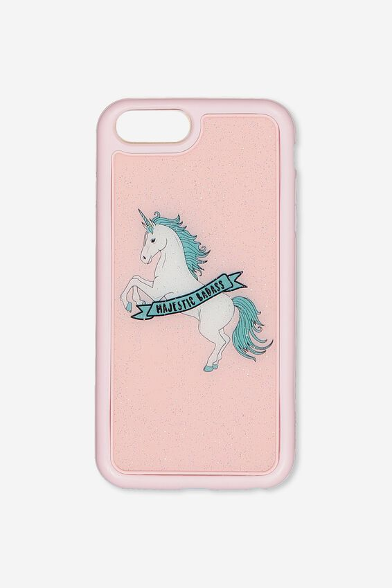 The Superior Phone Cover 6,7,8 Plus, UNICORN!