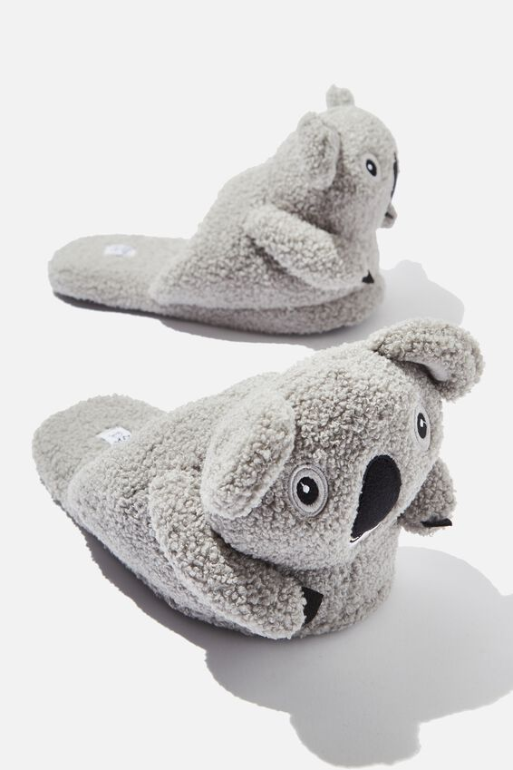 Slippers, FURRY KOALA