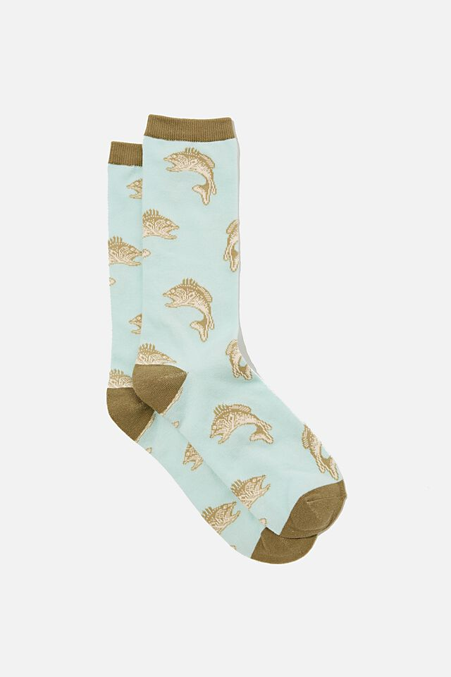 Socks, TROUT