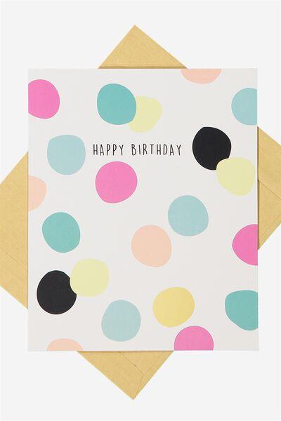 Birthday cards happy birthday cards cotton on nice birthday card birthday spots bookmarktalkfo Images