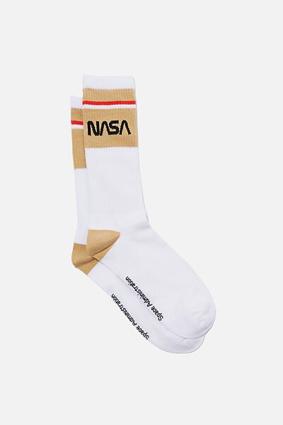 Socks, LCN NAS STRIPE LOGO