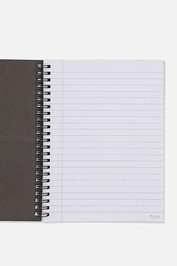 Small Spinout Notebook - V, MONDAYS
