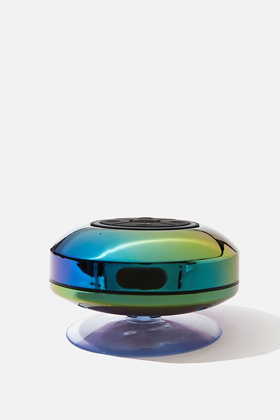 Wireless Led Shower Speaker, OIL SLICK 2.0