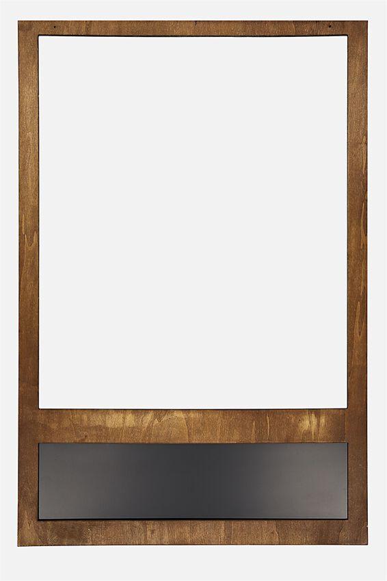 Large Photo Frame Prop, VINTAGE