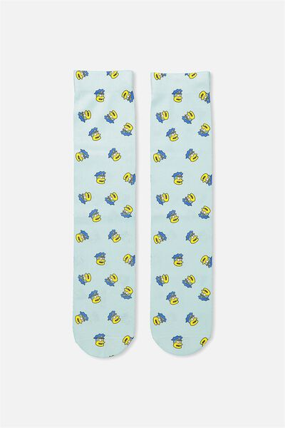 Mens Novelty Socks, LCN WIGGUM