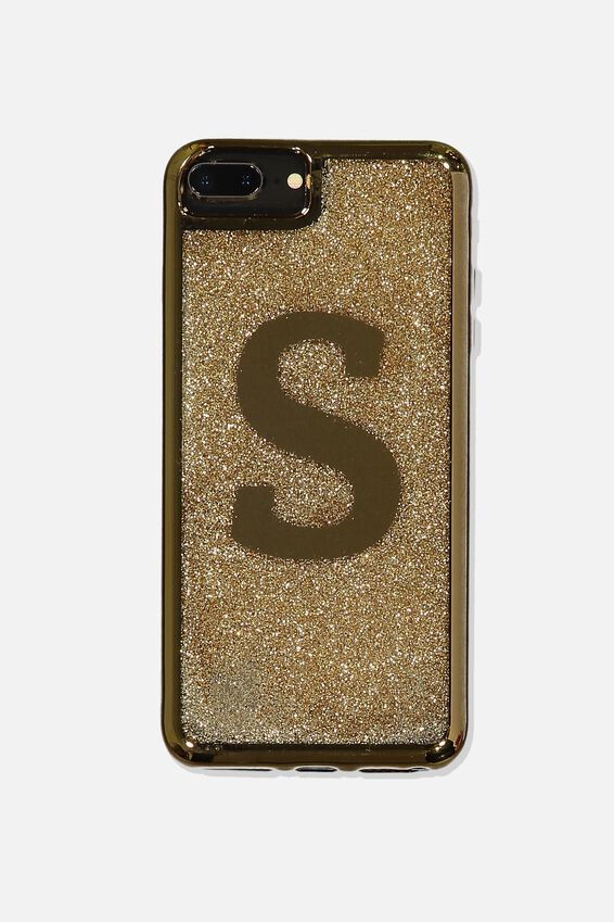 Shake It Phone Case 6, 7, 8 Plus, GOLD S