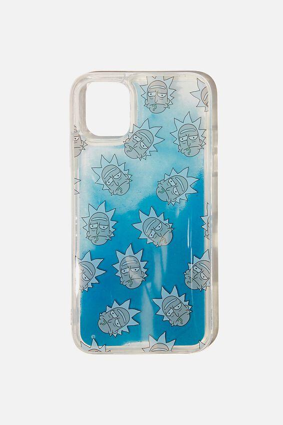 Rick & Morty Shake It Phone Case iPhone 11, LCN RAM RICK YDG