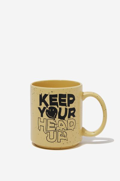 Daily Mug, LCN SMI KEEP YOUR HEAD UP