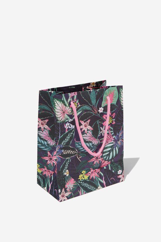 Stuff It Gift Bag - Small, RESORT FLORAL