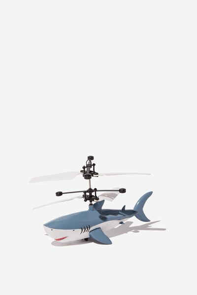 Novelty Drone, SHARK