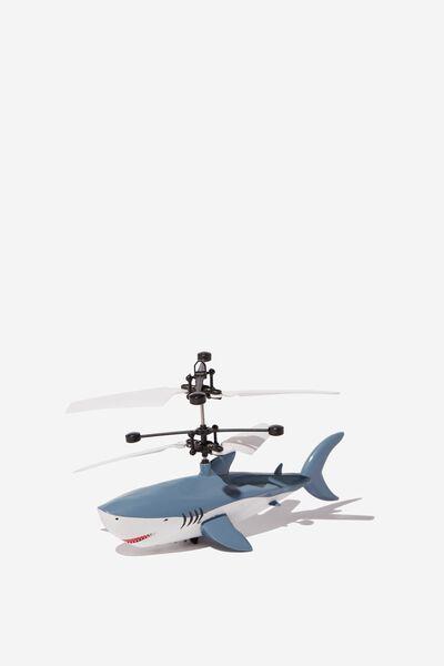 Novelty Drone, SHARK