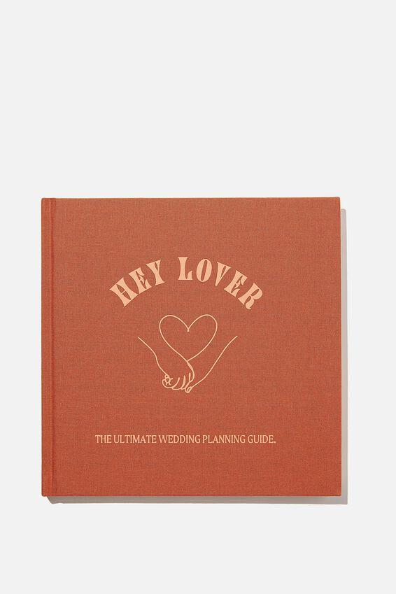 A5 Activity Book, LOVER- WEDDINGS