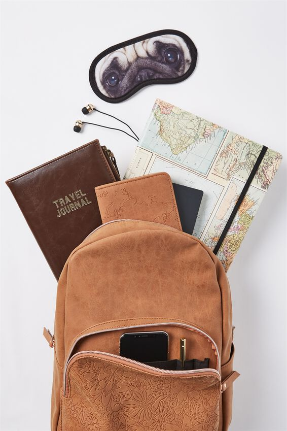 Travel Zip Journal, RICH TAN