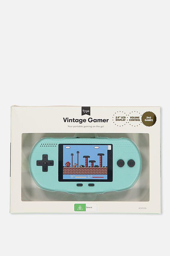 Vintage Gamer, AQUA