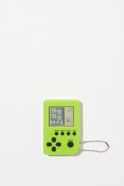 Retro Pocket Gamer, GREEN