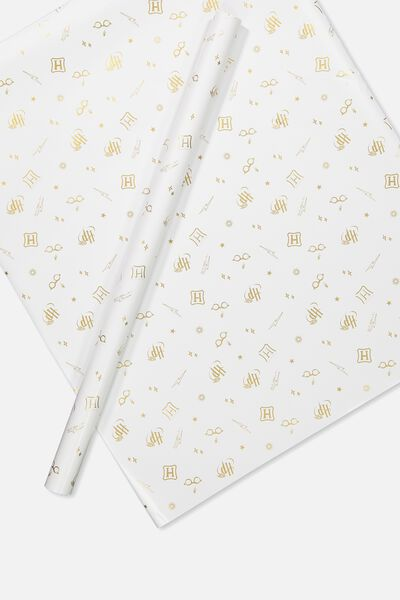 Roll Wrapping Paper, LCN HARRY POTTER YARDAGE