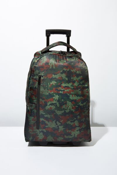 Soft Shell Suitcase, CAMO
