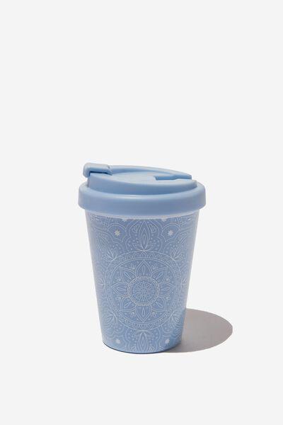 Take Me Away Mug, MANDALA LACE