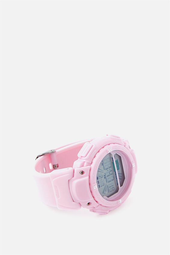 Retro Watch, PINK