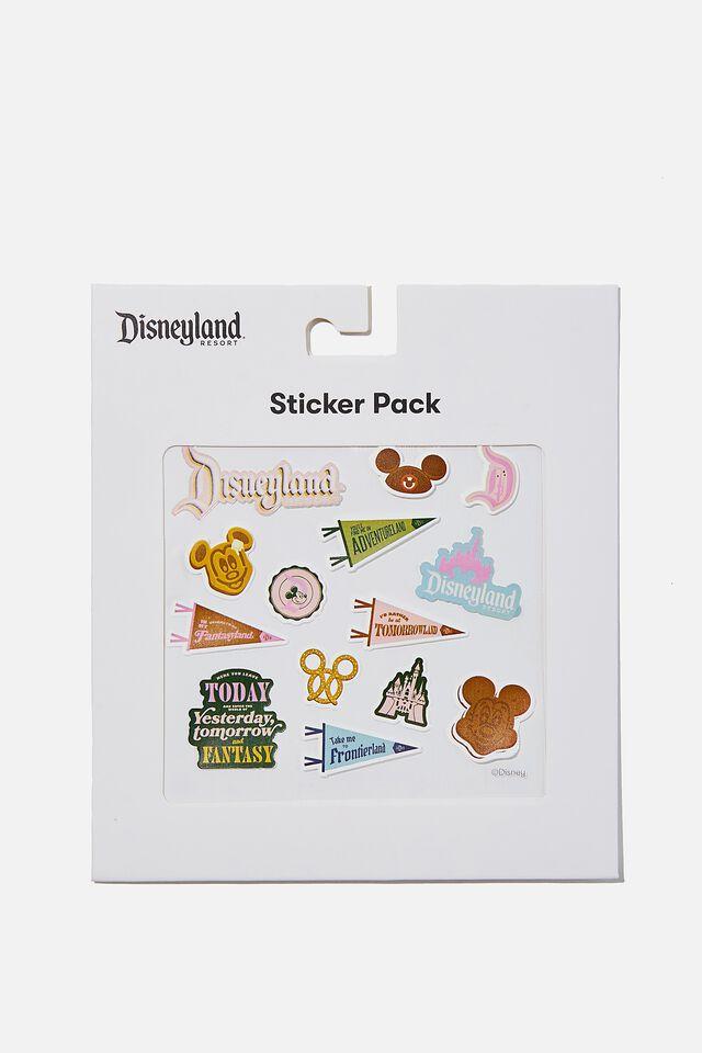 Disney Sticker Pack, LCN DIS DISNEYLAND