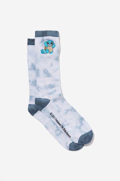 Socks, LCN POK SQUIRTLE