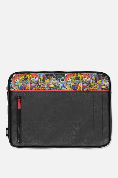 Take Charge 15 Inch Laptop Cover, LCN MAR MARVEL
