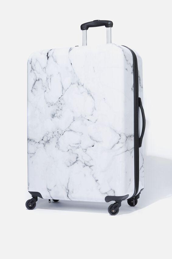 Suitcase Luggage Set, MARBLE