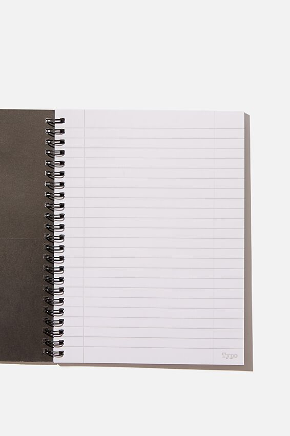 Small Spinout Notebook - V, TORN BETWEEN