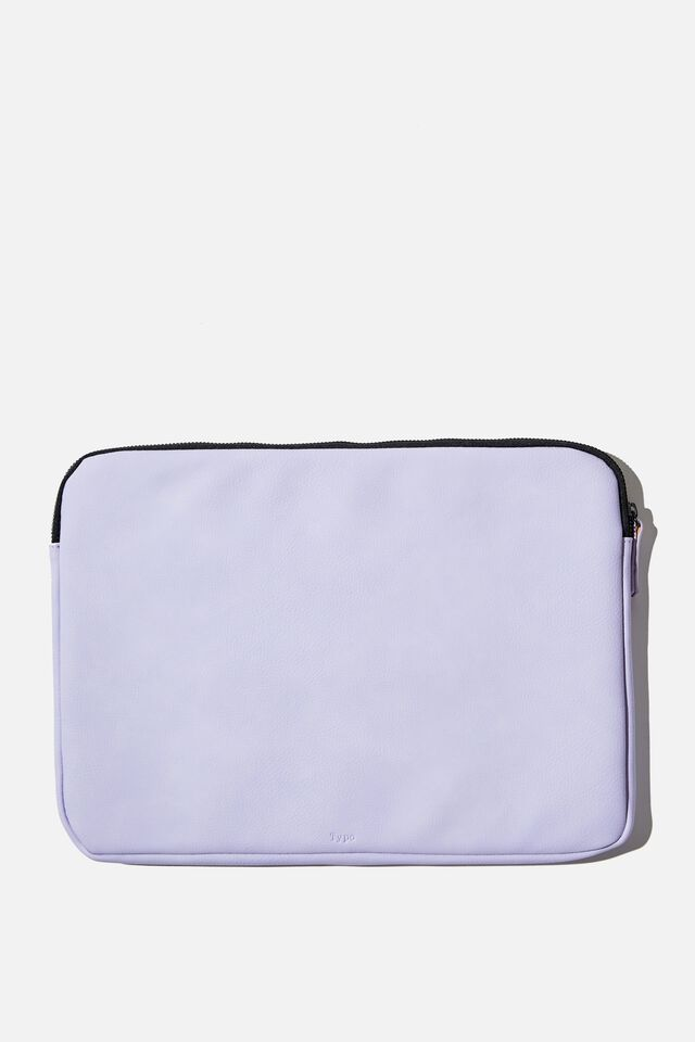 Core Laptop Cover 13 Inch, PALE LILAC