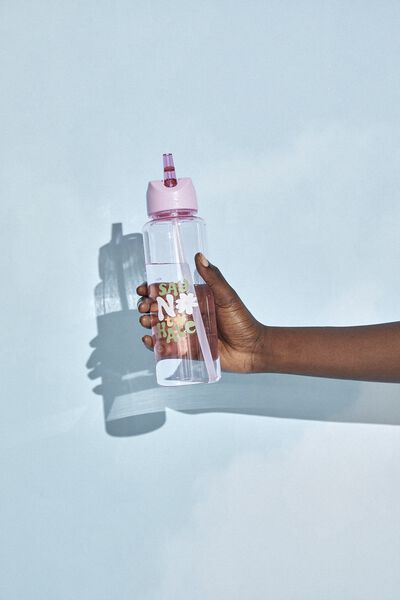 Hydrator Drink Bottle, SAY NO TO HATE