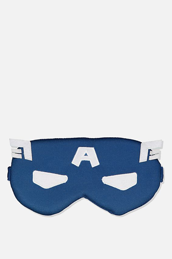 Captain America Marvel Premium Sleep Eye Mask, LCN MARVEL CAPTAIN AMERICA