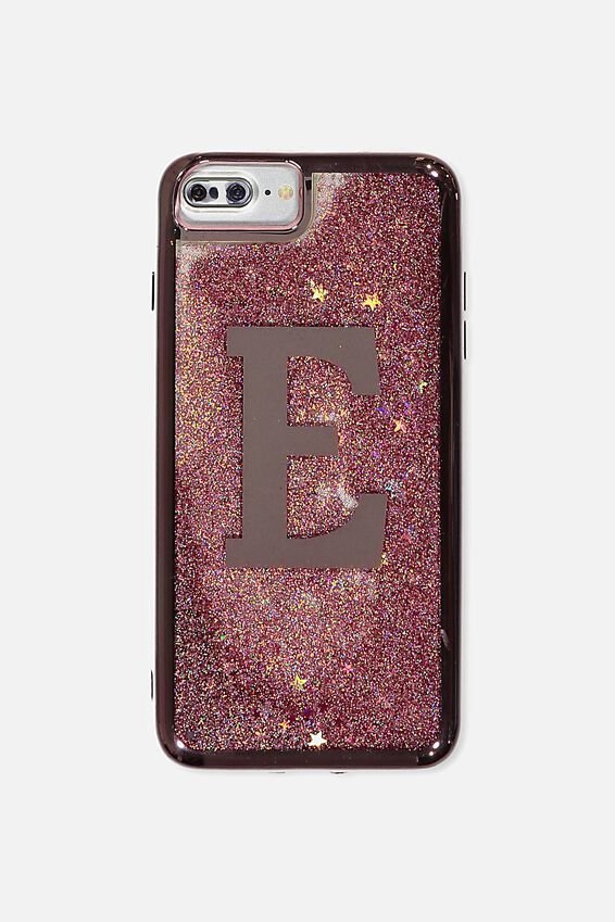 Shake It Phone Case 6, 7, 8 Plus, ROSE GOLD E