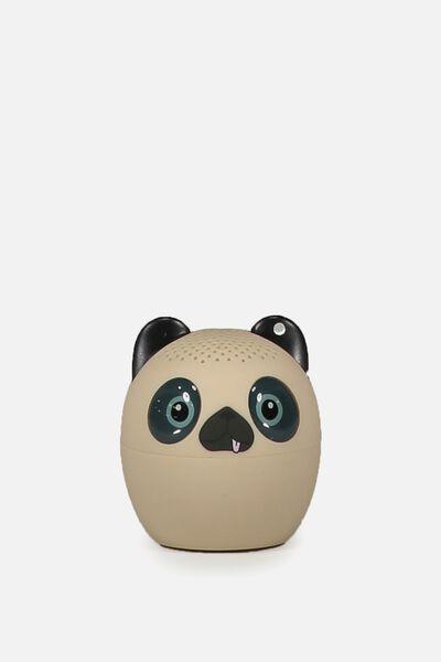 Animal Speaker, PUG