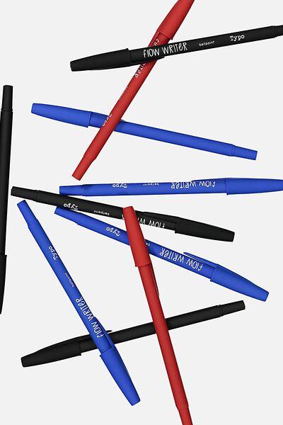 Flow Writer Pen 10pk, BASIC