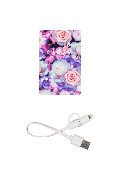 Charge On The Go, FLORAL
