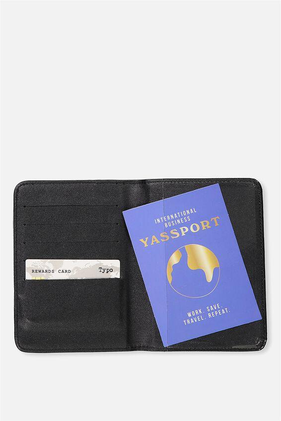 Passport Holder | Stationery, Backpacks & Homewares | Typo