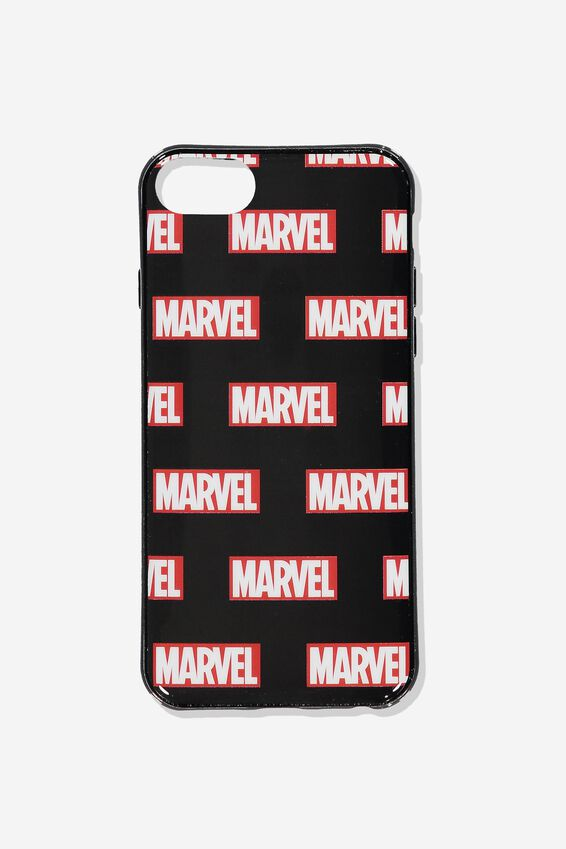 Marvel Printed Phone Cover Universal 6,7,8, LCN MAR MARVEL