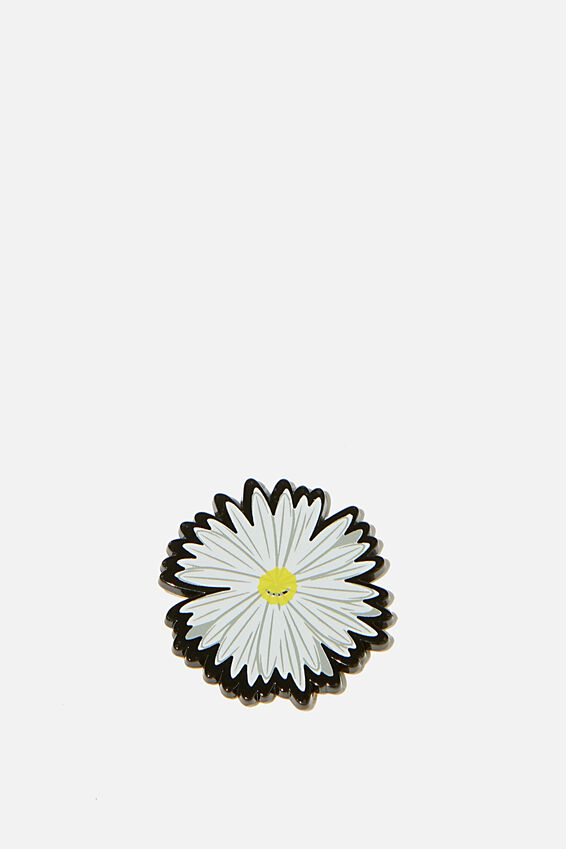 Enamel Stickers, DAISY