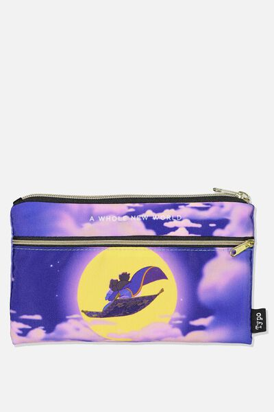 Archer Pencil Case, LCN ALADDIN A WHOLE NEW WORLD