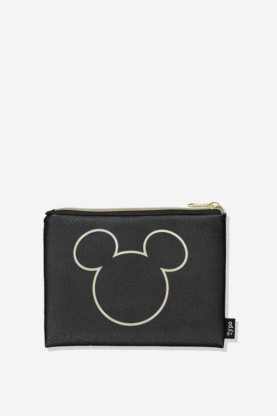 Disney Pencil Case, LCN MICKEY HEAD