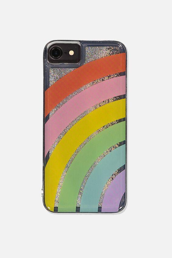 Shake It Phone Case Universal 6,7,8, RAINBOW