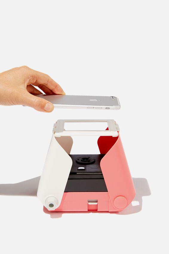 Kiipix Picture Printer, PINK