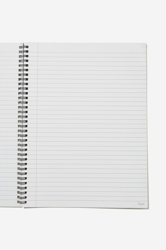 A4 2Pac Spinout Notebook Recycled, LCN BRA 2PAC COVER