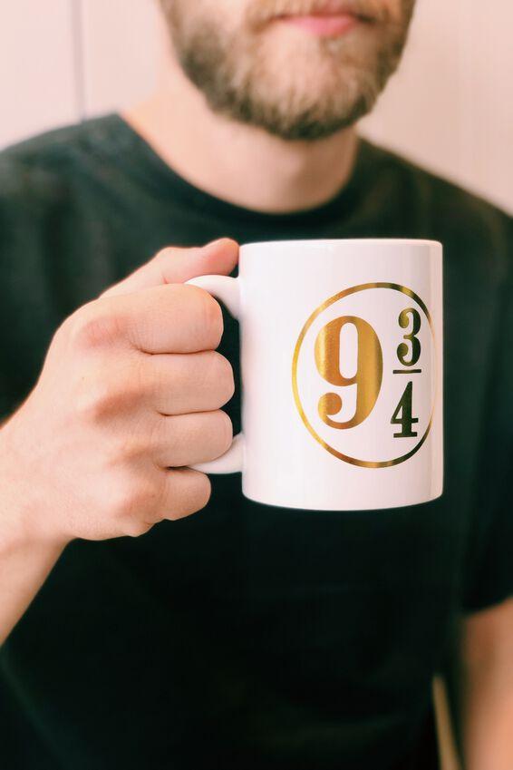 Harry Potter Anytime Mug, LCN PLATFORM 9 3/4