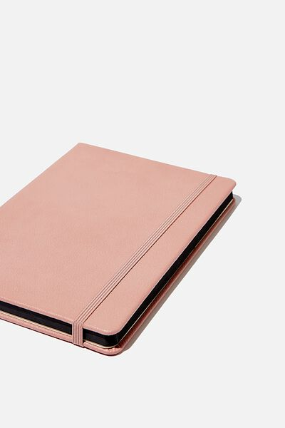 A5 Dot Buffalo Journal, DUSTY ROSE
